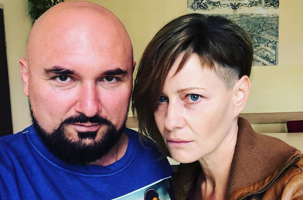 Małgorzata Kożuchowska i Patryk Vega / Instagram.com/ malgorzatakozuchowska_