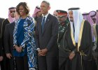 Michelle Obama bez chusty w Arabii Saudyjskiej. Polityczna demonstracja czy gest, kt�ry nic nie znaczy?