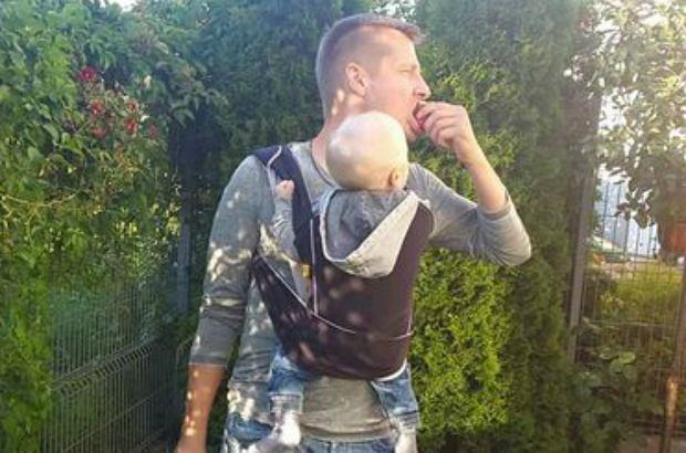"""Marcin Mroczek świętuje sześć miesięcy syna. Ignacy już TO potrafi. """"Ale zrobił postępy!"""""""