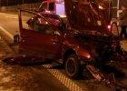 Tragedia w Karpatach Krosno. Dwóch siatkarzy nie żyje. Zginęli w wypadku