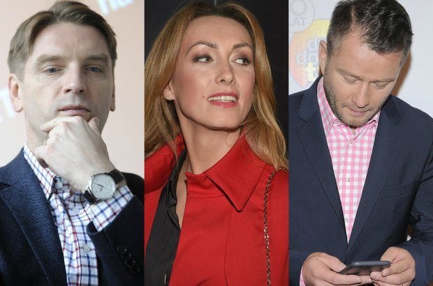 Tomasz Lis, Anna Kalczy�ska, Jaros�aw Ku�niar