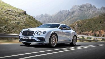Bentley Continental po faceliftingu
