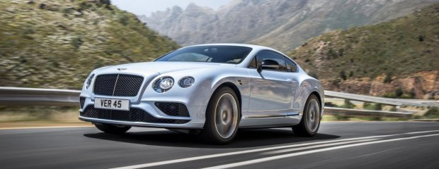 Salon Genewa 2015 | Bentley Continental GT | Korekta idealna
