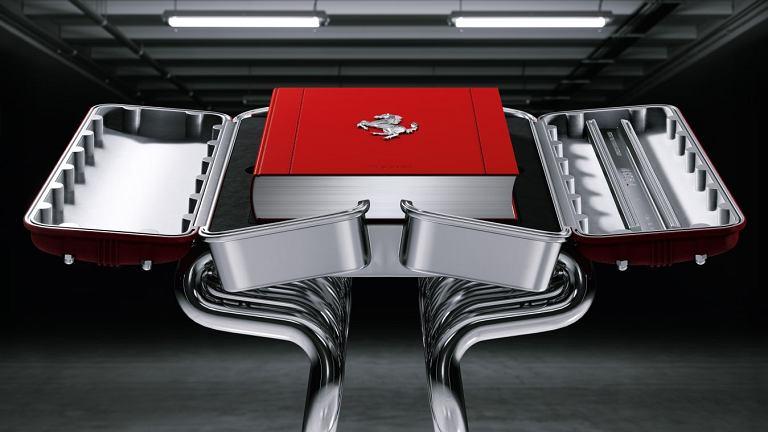 Album o Ferrari stworzony przez firmę Taschen kosztuje 30 tysięcy dolarów
