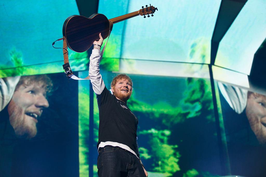 Ed Sheeran na Stadionie Narodowym / mat. organizatorów