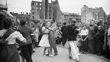 Warszawa, 22 lipca 1947