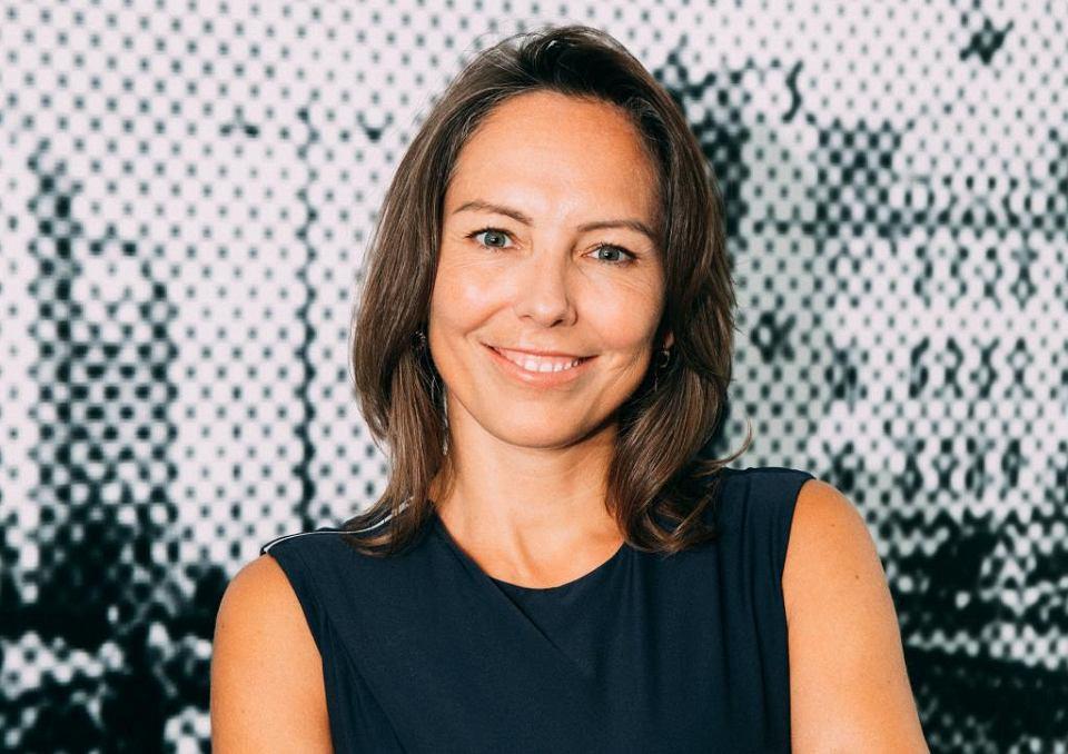 Paulina Gasińska, pełnomocnik zarządu mBanku ds. kultury myślenia klientem i relacji klientowskich