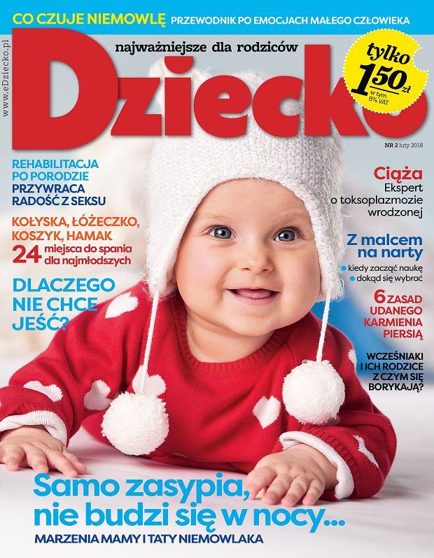 """Nowy numer miesięcznika """"Dziecko"""""""