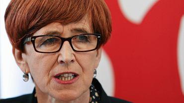 Minister Elżbieta Rafalska rozpoczęła w Krakowie kampanię 'Godny Wybór'.