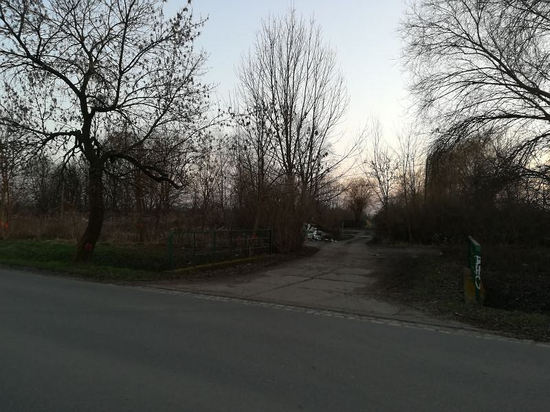 ul. Terenowa we Wrocławiu