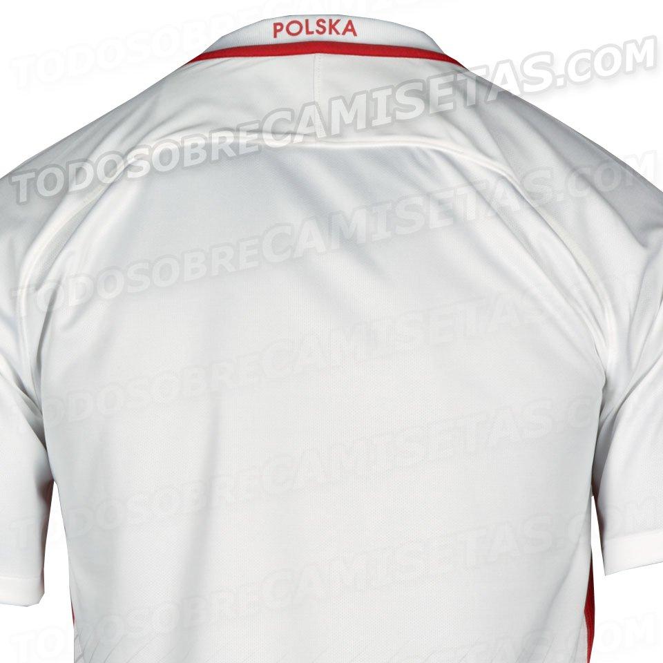 12b09345085d Wyciekły nowe koszulki reprezentacji Polski! W takich mamy zagrać na ...