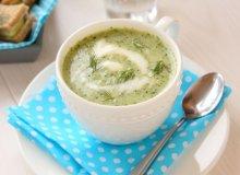 Zupa krem z og�rk�w ma�osolnych - ugotuj