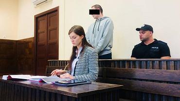 Bartłomiej W., proces w sprawie pobicia