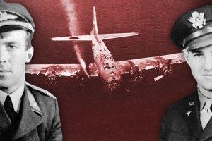 Niemiecki pilot miał zestrzelić Amerykanina, ale... uratował mu życie. Nie mogli o tym mówić latami