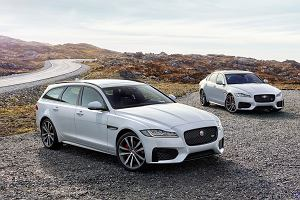 Czy to najpiękniejsze kombi premium? Jaguar pokazał XF Sportbrake