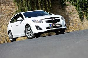 Chevrolet Cruze Kombi - test | Pierwsza jazda
