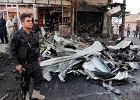 Krwawa niedziela w Iraku: 58 ofiar �miertelnych atak�w w ca�ym kraju