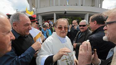 Poświęcenie koscioła Najświetszej Maryi Panny Gwiazdy Nowej Ewangelizacji i św. Jana Pawła II