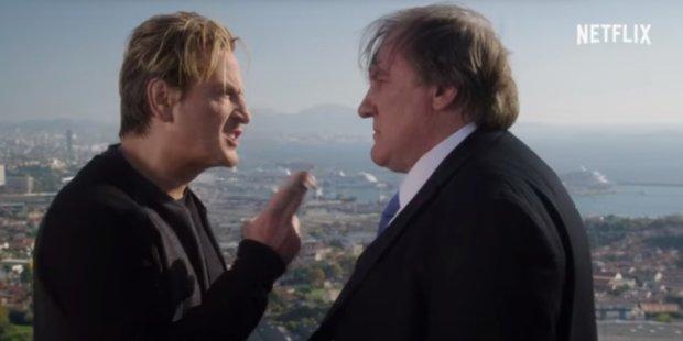 Netflix ogłasza: Depardieu francuskim Underwoodem, królewskie intrygi i nowy serial Kutchera