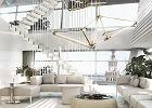 Sypialnia 200 metrów nad ziemią. To najwyżej położony apartament w Europie. Zobacz, jak wygląda warszawski penthouse