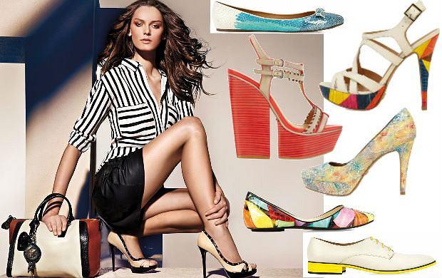 Odważna kolekcja butów marki Kazar na wiosnę i lato 2013