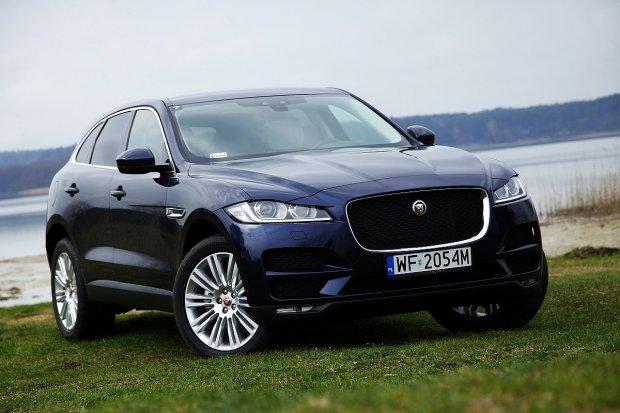 Jaguar F-Pace | Pierwsza jazda | Wyobra�enie