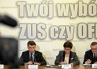 Rzecznik praw obywatelskich zaskar�y�a do Trybuna�u Konstytucyjnego zapisy reformy OFE