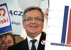"""Sonda� """"Fakt�w"""": Bronis�aw Komorowski odzyskuje poparcie. Efekt debaty?"""
