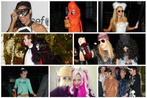 Halloween 2014: Niekt�re gwiazdy, w tym Kim Kardashian, posz�y na ca�o��! [ZDJ�CIA + INSTAGRAM]