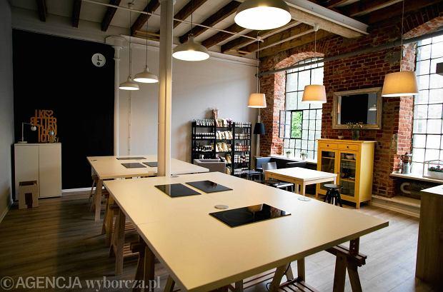 Kuchnia Baccaro  studio kulinarne w OFF Piotrkowska -> Kuchnia Gazowa Lodz