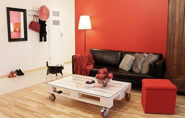 kolorystyka, aranżacje wnętrz, mieszkanie