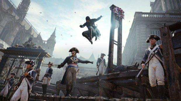 Gra 'Asassin's Creed: Unity'