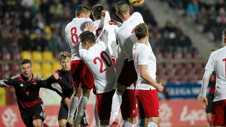 Mecz U20 Polska - Niemcy