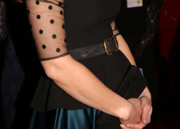 """Ci��owy brzuch Kate coraz bardziej widoczny. Media zachwycone ksi�n�: Wygl�da�a jak definicja s�owa """"wyrafinowanie"""""""