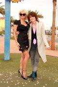 Pamela Anderson i Chrissie Hynde