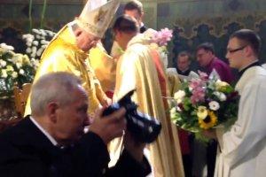 50 lat kap�a�stwa i 30 lat od sakry biskupiej Romana Marcinkowskiego