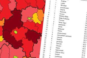 """""""Rz"""": Najwi�cej wa�nych g�os�w w regionach, kt�re maj� najlepsze wyniki edukacyjne"""