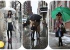 Jak się ubrać w deszczową pogodę? Mamy propozycje