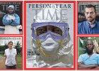 """Cz�owiek Roku """"Time'a"""": """"Lekarze i piel�gniarki, kt�rzy kupili �wiatu czas"""""""