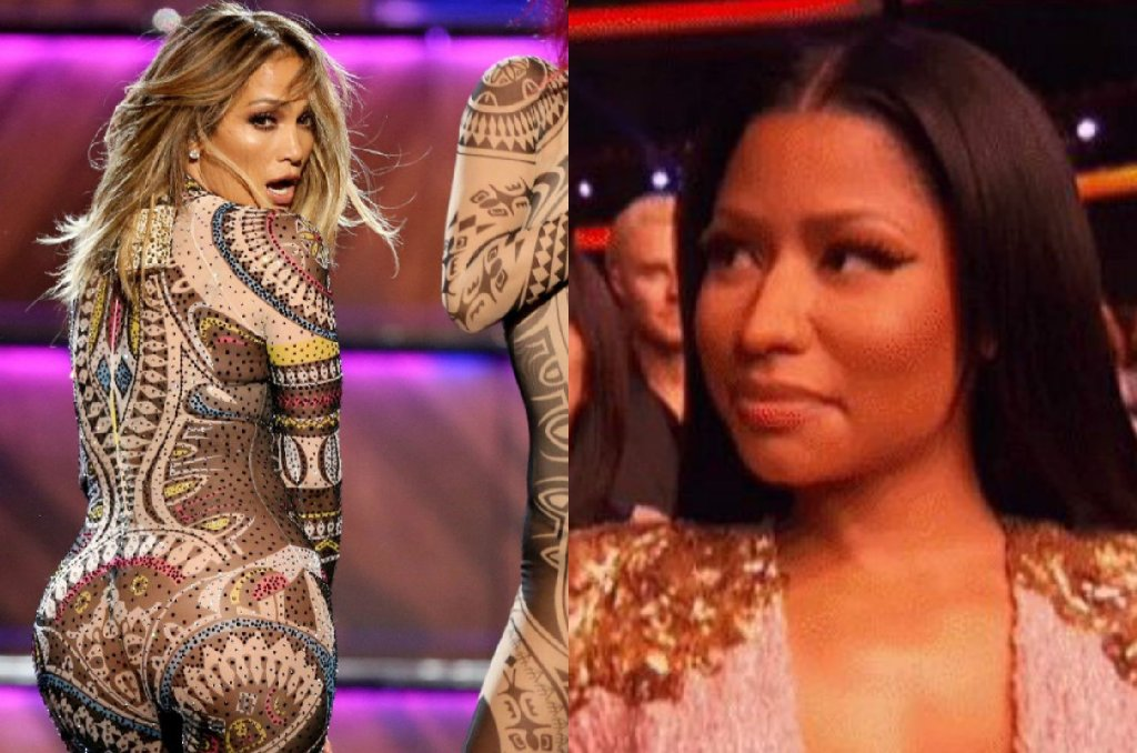 Jennifer Lopez, Nicki Minaj