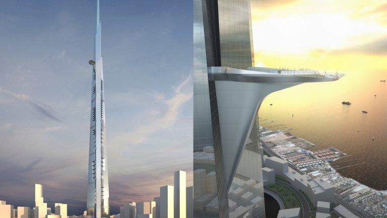Wieża Jeddah Tower