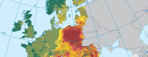 Polska oddycha rakotwórczym benzo(a)pirenem