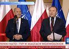 """Macierewicz i Kurski zapraszaj� na pikniki NATO. """"Telewizja Polska i wojsko s� z narodem"""""""
