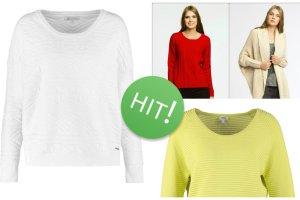 Lu�ny sweter - obowi�zkowy element kobiecej garderoby