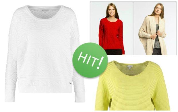 Luźny sweter - obowiązkowy element kobiecej garderoby