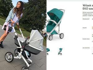 Wózek, w którym Natalia Siwiec wozi córkę kosztuje tyle, co samochód - 15 tysięcy. Klara Lewandowska jeździ wózkami, z których każdy kosztuje przynajmniej 4-5 tysięcy. Czy wszystkie gwiazdy stawiają na drogie pojazdy? Większość tak, ale przekonajcie się, ile kosztuje piękny, ekologiczny wózek, który Maciej Zakościelny kupił dla syna.