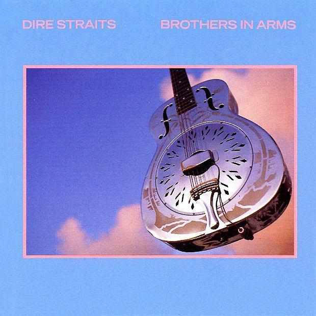 Utwór Money for Nothing pochodził z wydanego w 1985 roku albumu Brothers in Arms
