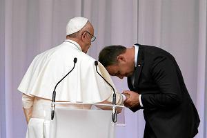 Prezydent Duda: Papież wyraził radość, że w Polsce jest program 500 plus