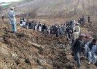 Co najmniej 350 zabitych po zej�ciu lawiny b�otnej w Afganistanie