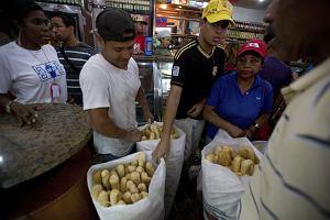 Wojna chlebowa w Wenezueli